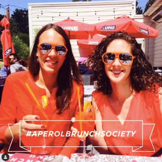 Aperol Brunch Society The Many