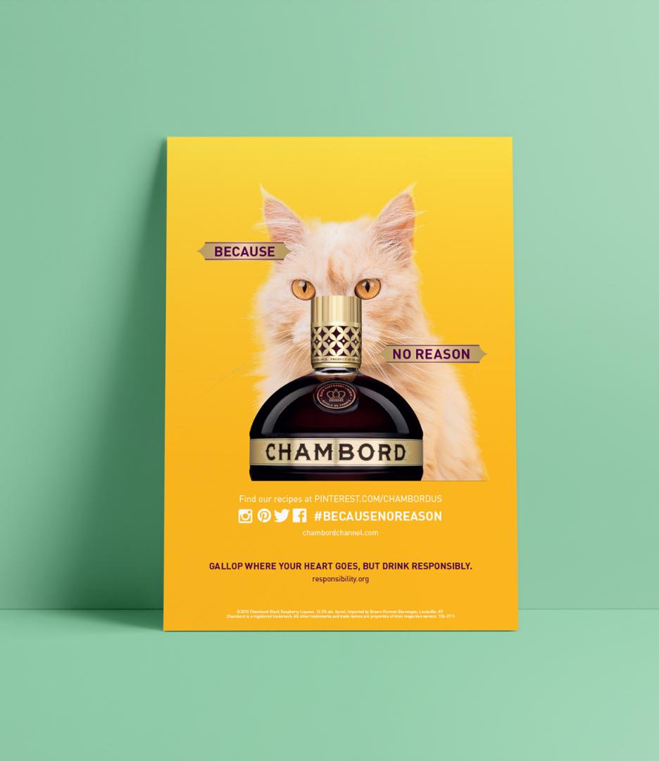 Chambord Poster