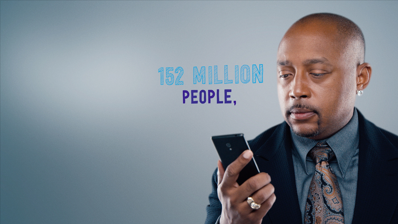 PayPal One Touch Payment Daymond John