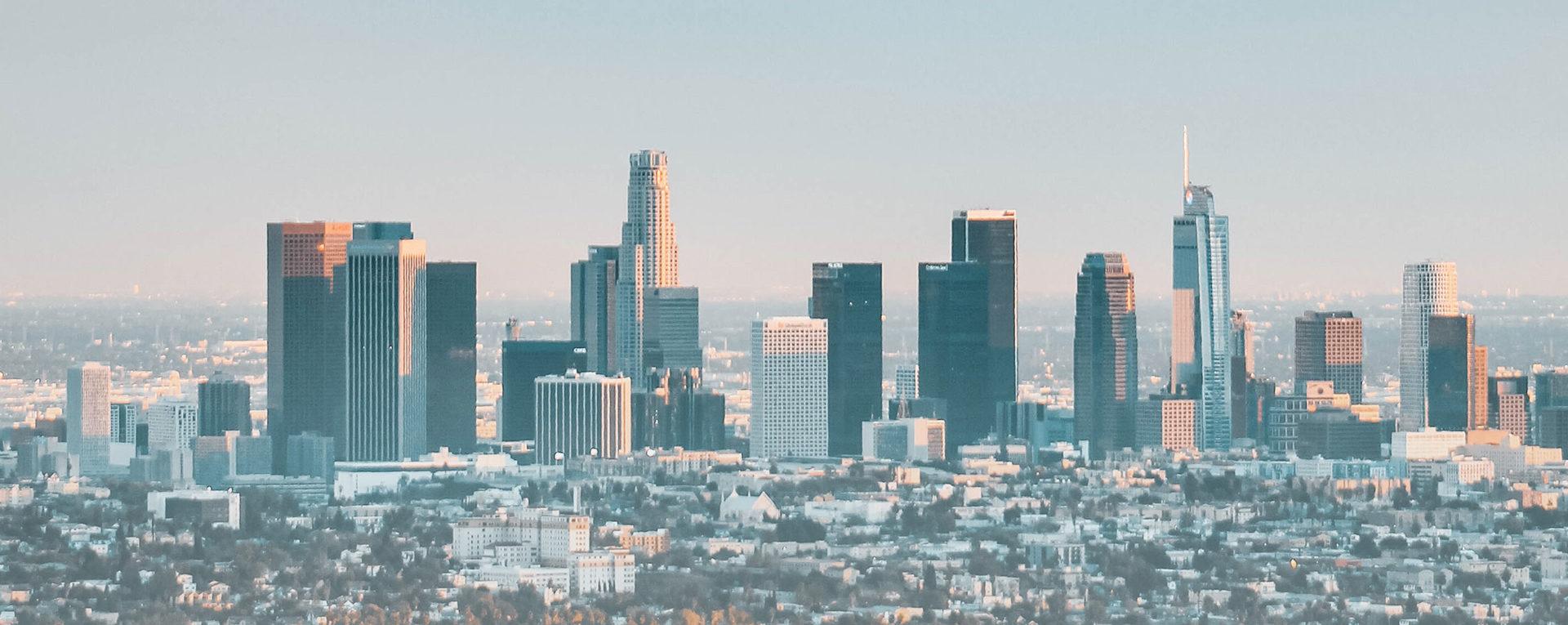 Los Angeles Header