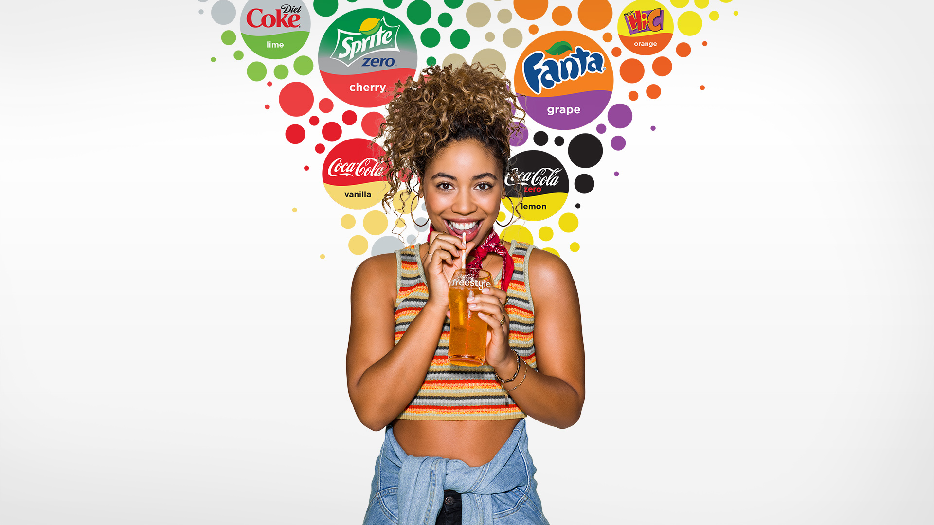 Coca-Cola Freestyle in Partnership with The Many Agency
