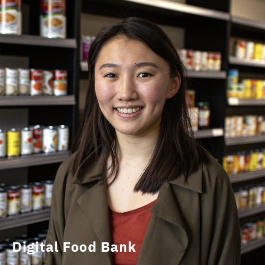 The Many Google Digital Food bank