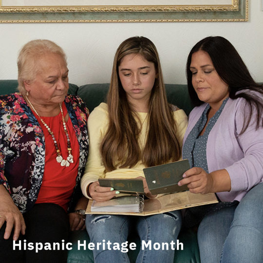 The Many Google Hispanic Heritage Month