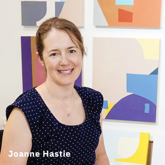 The Many Google Joanne Hastie