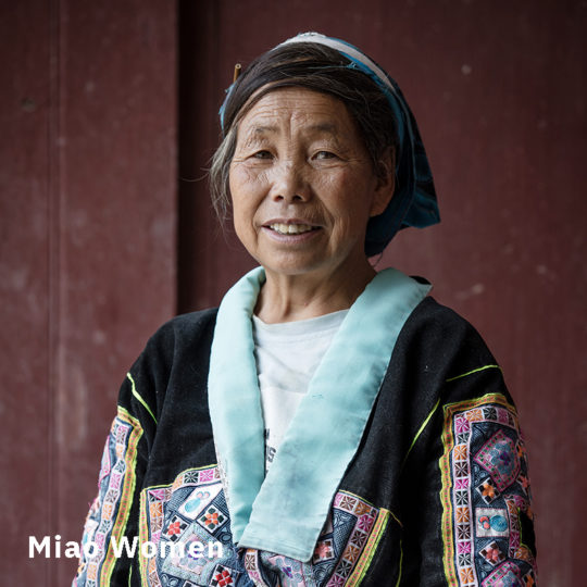The Many Google Miao Women