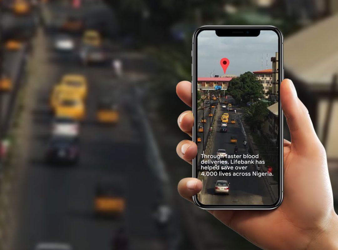 The Many Google Phone Mockup