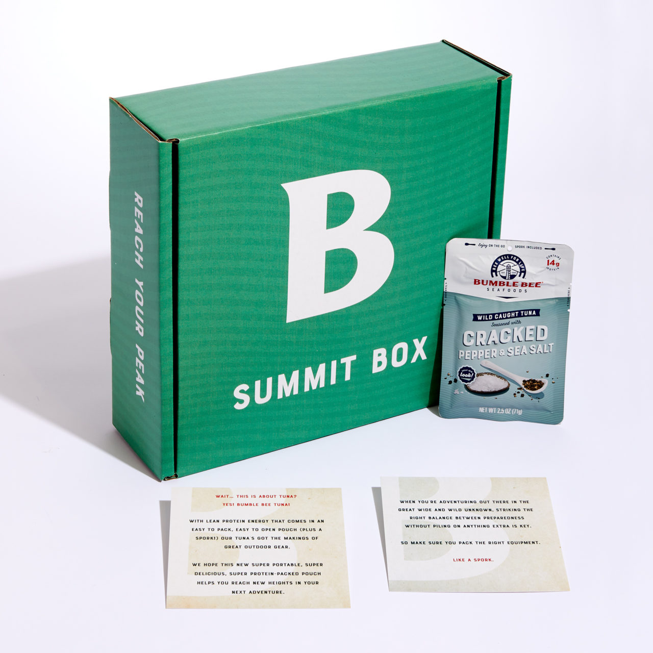 Green Summit Box